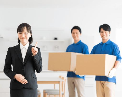 海外での日本人スタッフの立会保証